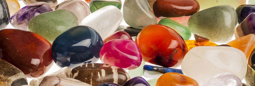 Acheter des pierres semi-précieuses