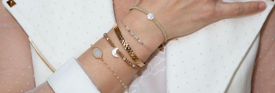 Bracelet en or pour femme